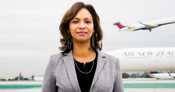 Deborah Flint Airport CEO Los Angeles airports