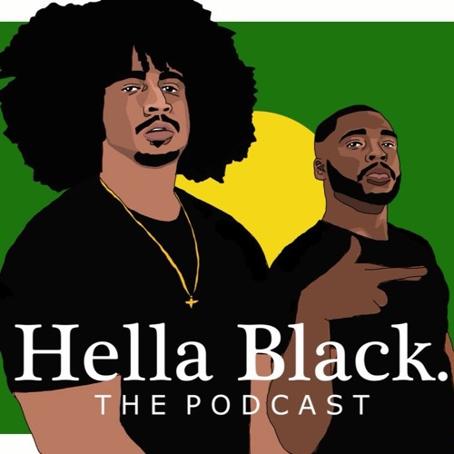 black podcasts