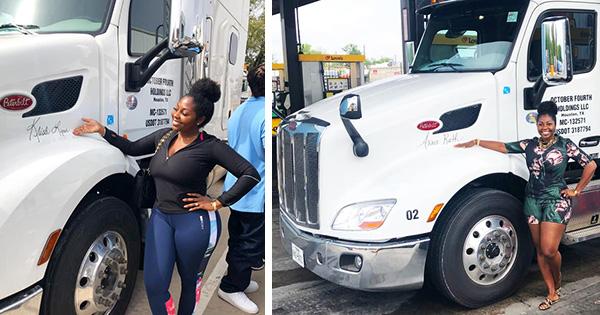Kristi Jackson Trucking
