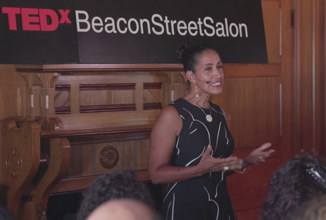 Caroline Clarke TEDx Talk