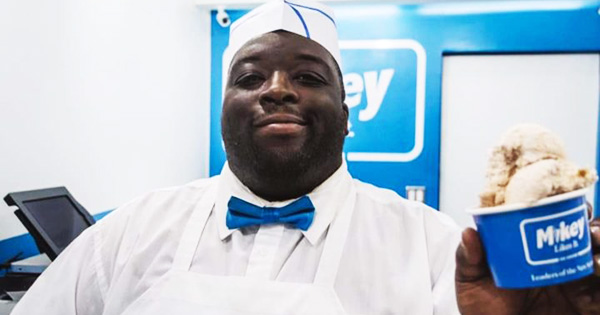 This Black-Owned Ice Cream Shop Is A New York City Safe Haven