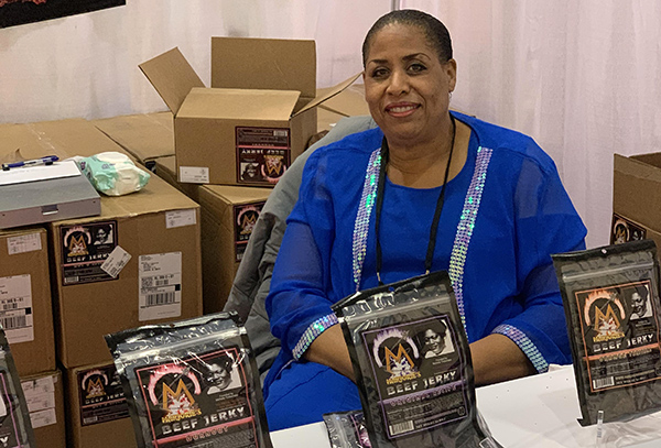 First and Only Black Woman-Owned Beef Jerky Brand Makes History
