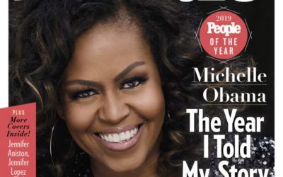 Michelle Obama Named on the 2019 People of the Year List