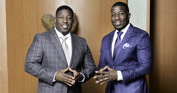 These Twin Black Entrepreneurs Launch Four-City Tour To Teach Business Success and Wealth