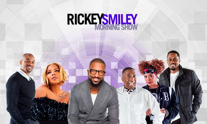 The Rickey Smiley Morning Show Moves to Urban AC Stations Replacing 'Tom Joyner Morning Show'