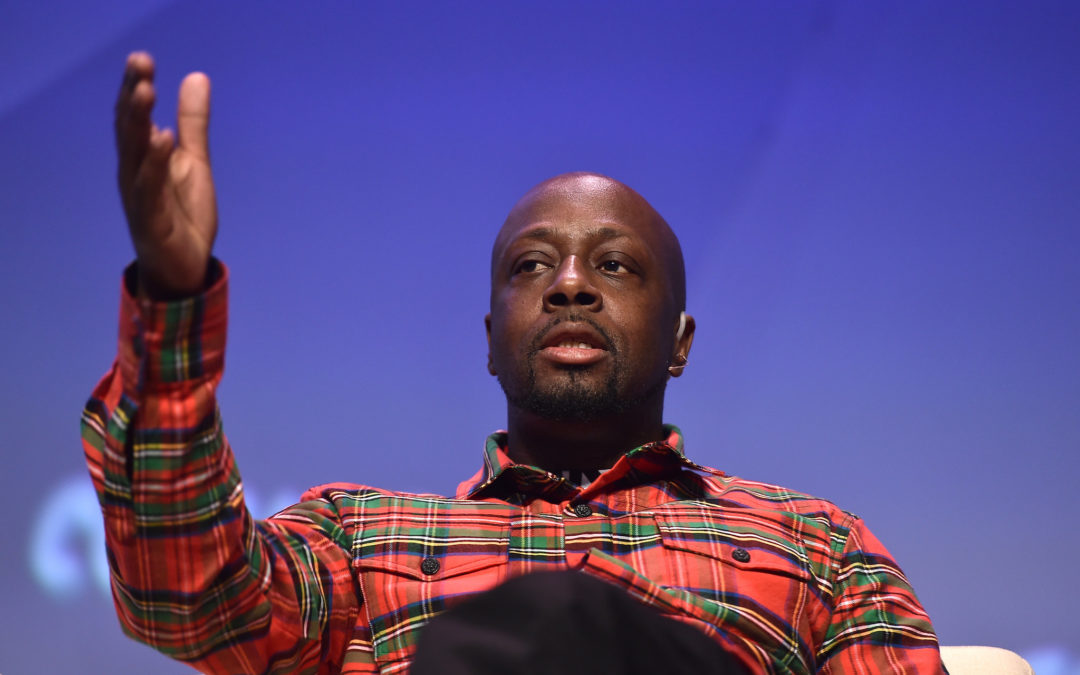 Wyclef Jean Raises $25 Million To Support and Empower Artists in Africa and other Developing Countries
