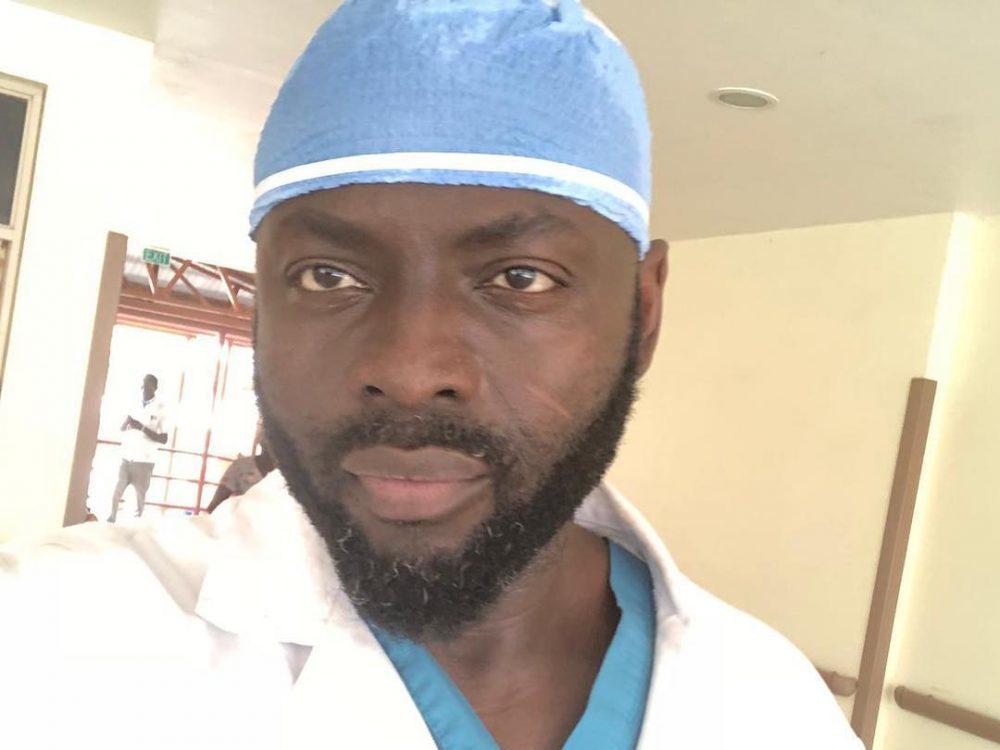 Michael K. Obeng, M.D.