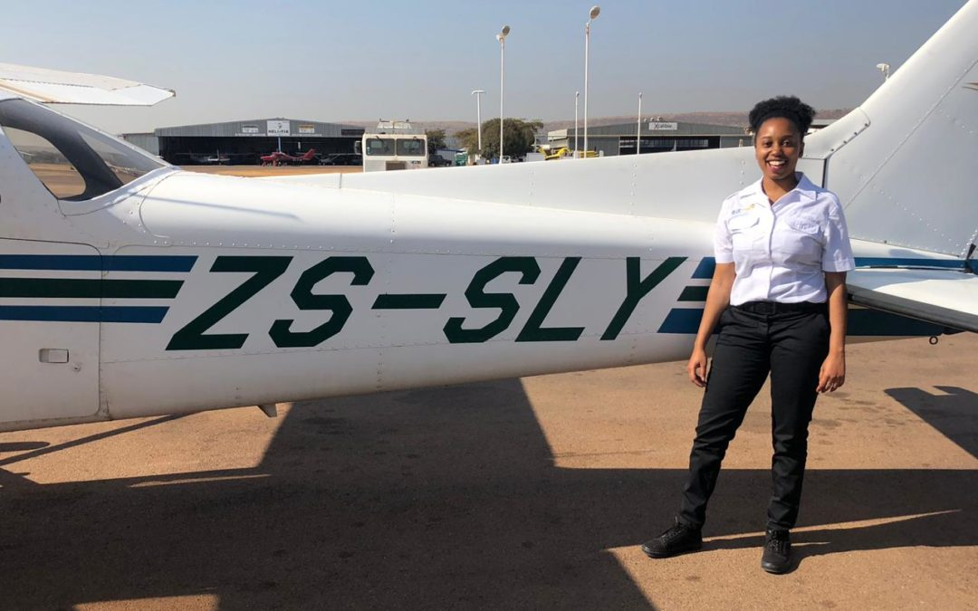 Family Bakes Biscuits To Help African Woman Become a Pilot