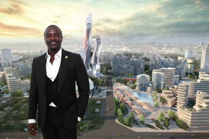 10 Things You Need To Know About Akon's Futuristic Crypto City In Senegal