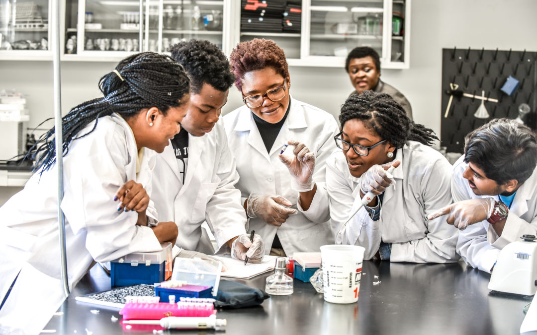 Howard University Receives $4 Million Donation For STEM Scholars Program
