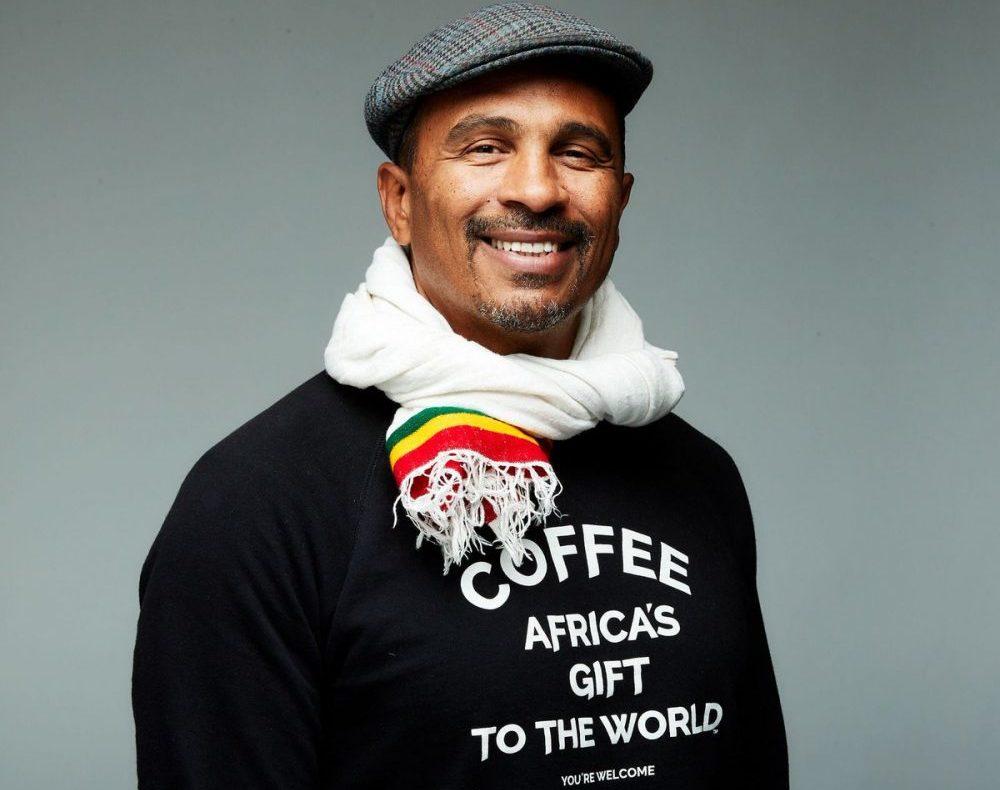 Keba Konte of Red Bay Coffee Roasters