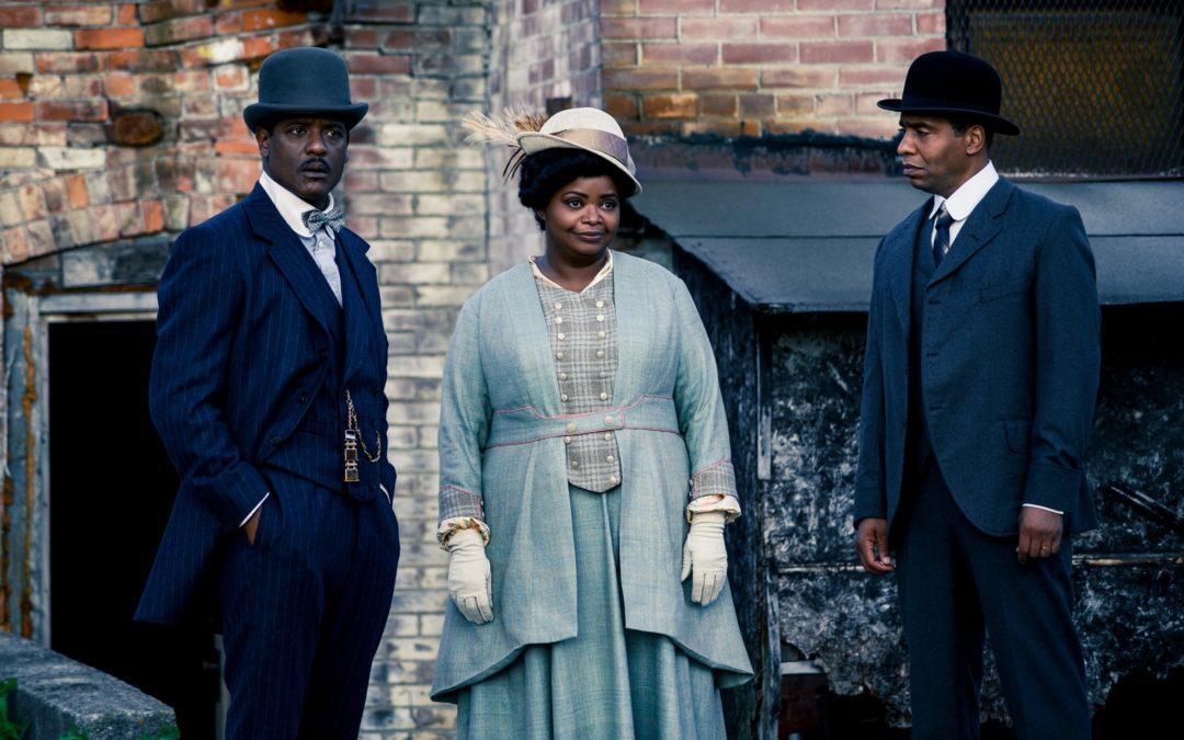 Octavia Spencer Says LeBron James Helped Negotiate Appropriate Pay for Netflix's Madam C.J. Walker Series
