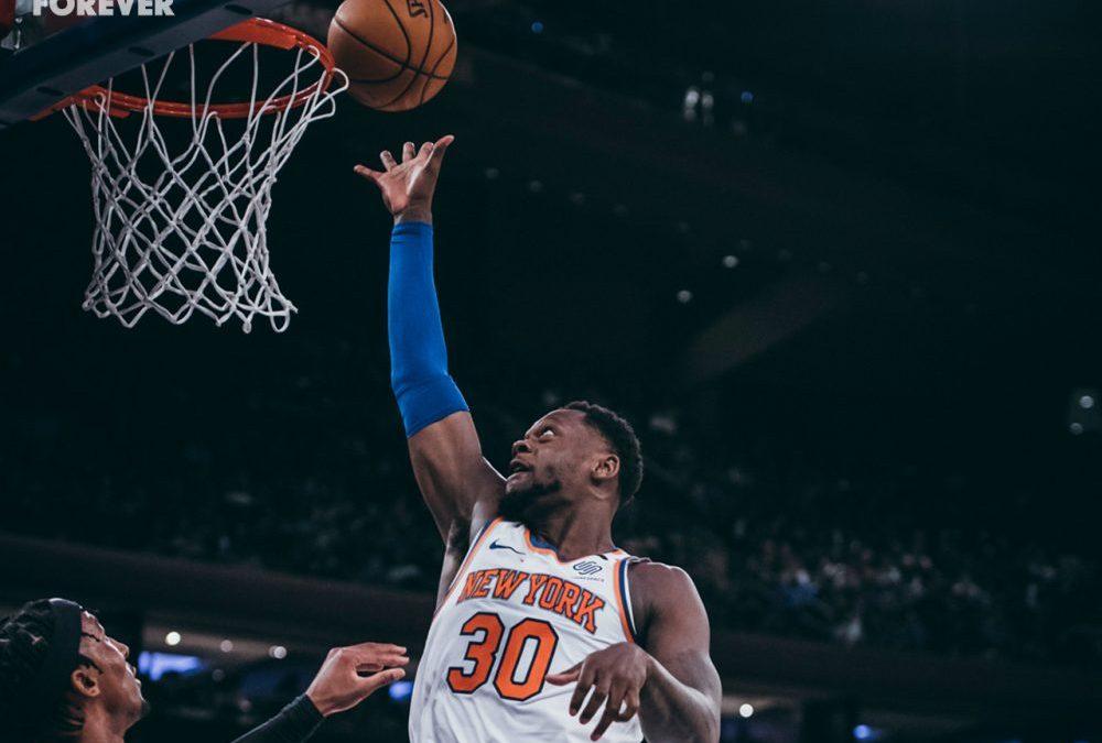 New York Knicks Hire Steve Stoute's Translation Agency to Bolster its Brand