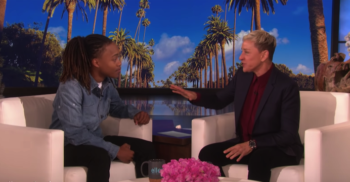 Ellen DeGeneres Gives $20,000 Scholarship To Black Teen Who Was Told To Cut His Dreads
