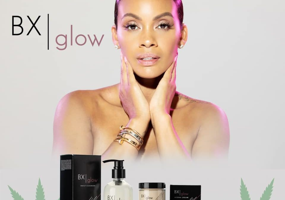 Evelyn Lozada's Cannabis-Infused Skincare Line Will Give You a Natural Glow