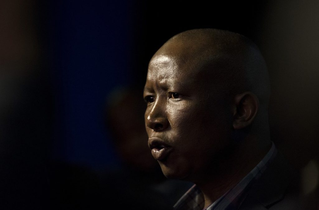Julius Malema Calls For The Creation Of 'United States Of Africa'