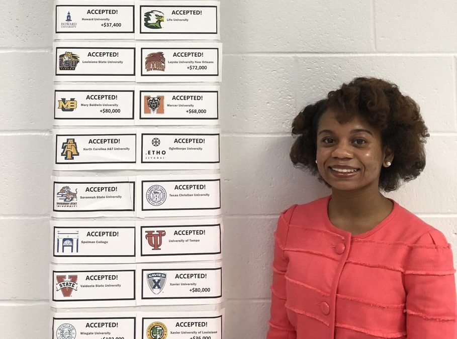 Georgia Teen Accepted to 33 Colleges, Receives $900K in Scholarships