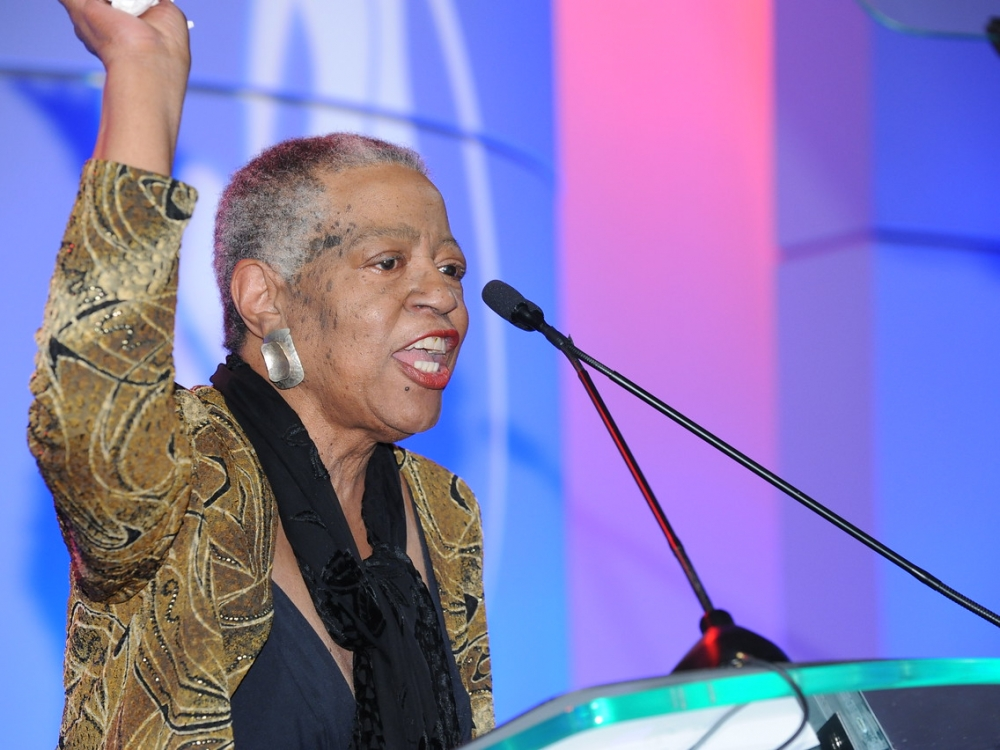 Marcia Ann Gillespie