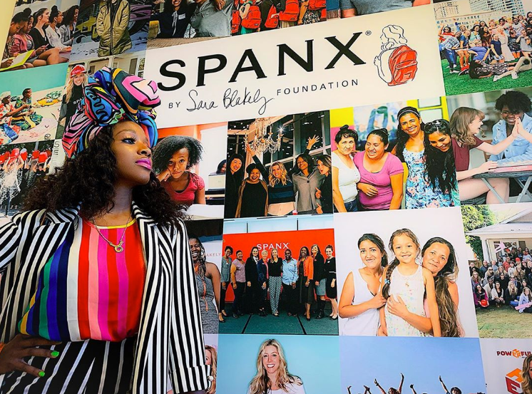 Designer and Entrepreneur Melissa Mitchell Lands Global Deal with Spanx