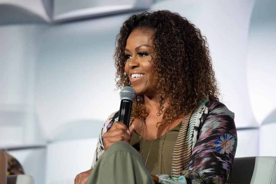 Health is Wealth: Michelle Obama's 2020 Workout Playlist will Keep You Moving