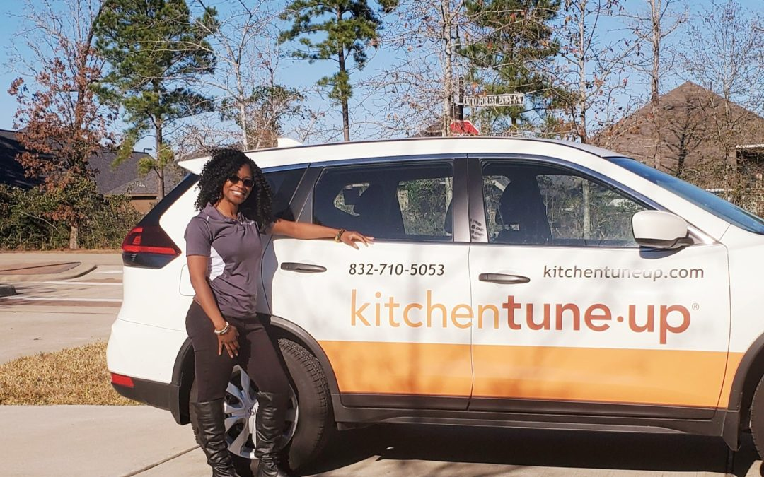 This Kitchen Tune-Up Franchisee Is Living Her HGTV Dream While Building a Million-Dollar Business