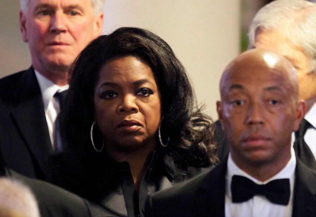 Russell Simmons Oprah