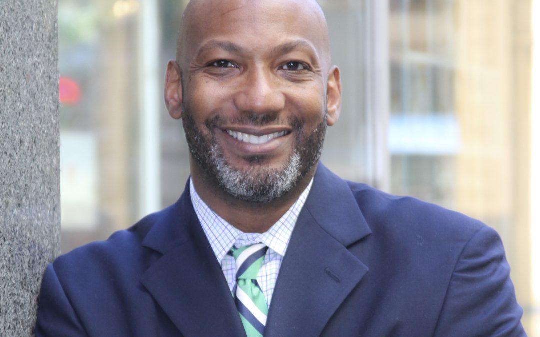 Vincent Williams: Economic Empowerment Champion Supports Entrepreneurs