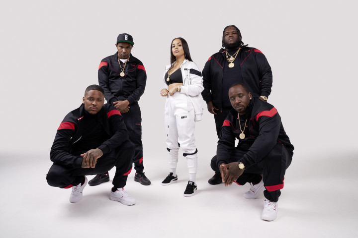 Lauren London Debuts The Marathon Clothing x Puma Collection