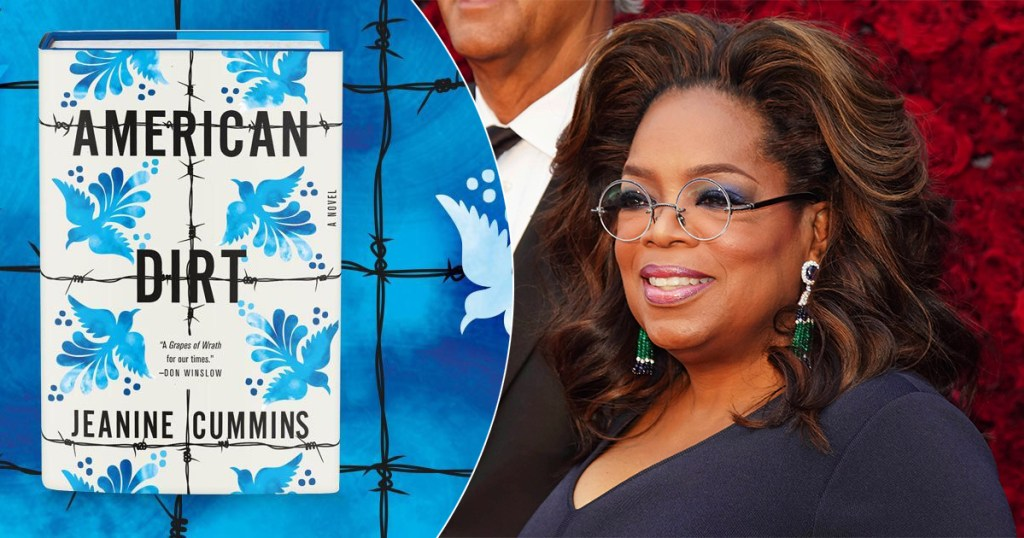 Oprah Is Busted For Promoting Colonized Book On Brown People By White Author