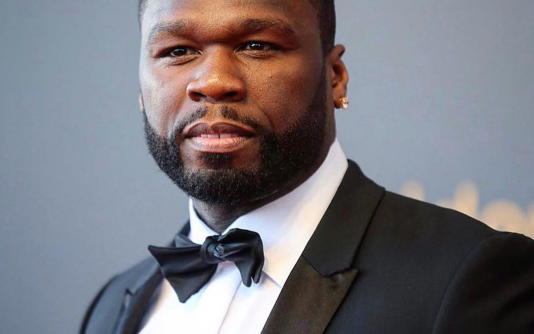 Rapper 50 Cent Hints at Becoming The New CEO of Def Jam Recordings