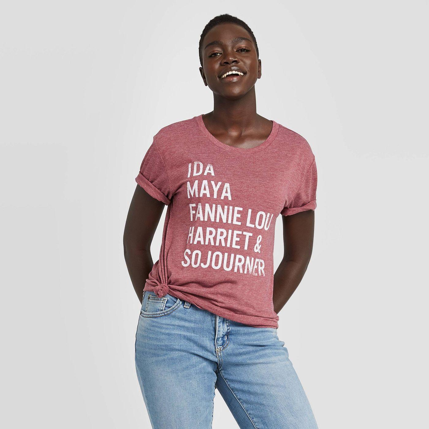 BHM_Womens_Tshirt
