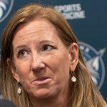 WNBA Commissioner Cathy Engelbert
