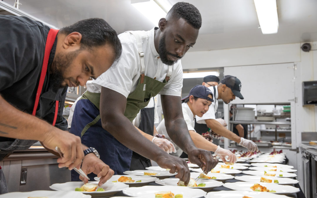 Bermuda Tourism Teams Up With Chef Eric Adjepong To Highlight Local Food Entrepreneurs