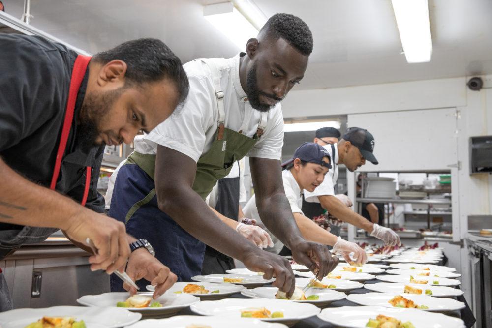 Top Chef star Eric Adjepong