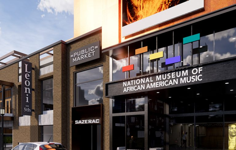 National Museum of African American Music Is Set to Open This Summer in Nashville