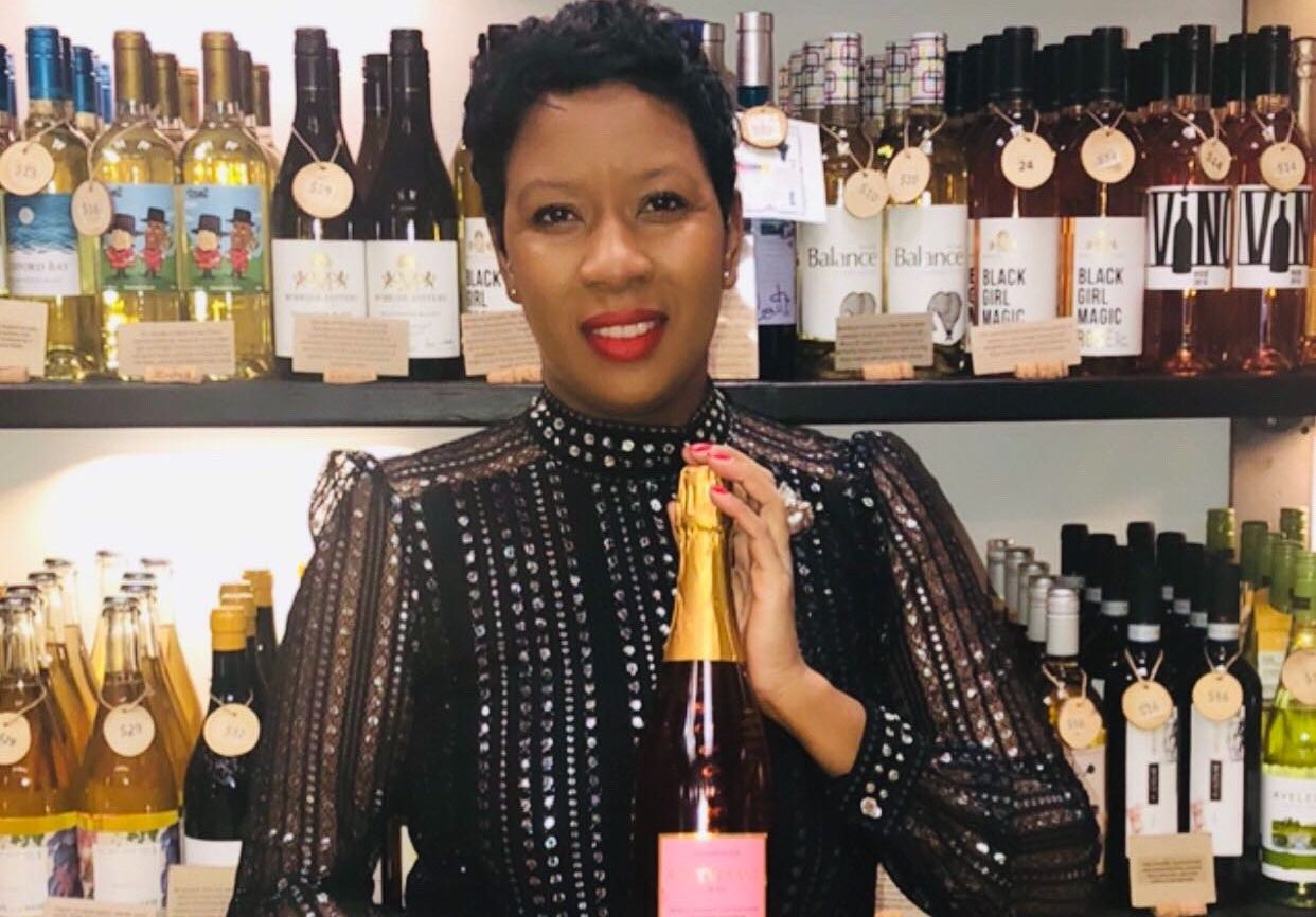 black-owned Champagne