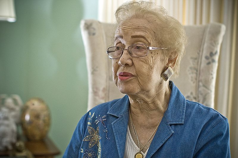 Five Life Lessons from Katherine Johnson, a Black Mathematician Who Became a Star