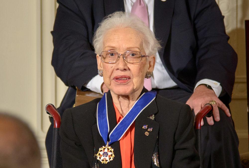 """""""Hidden Figures"""" NASA Mathematician Katherine Johnson Has Died"""