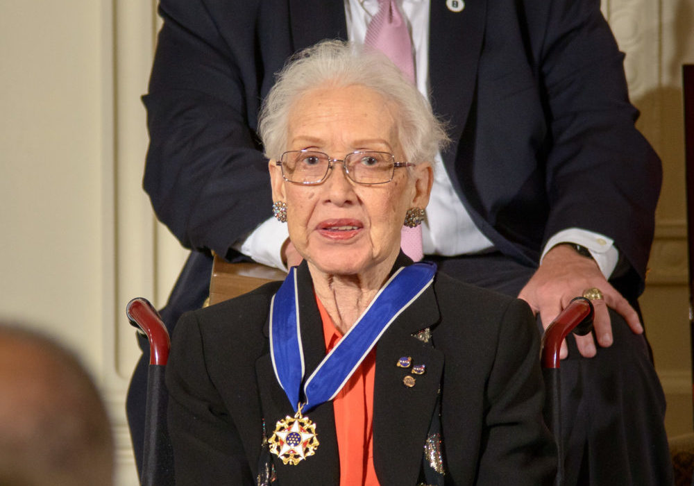 NASA Katherine Johnson