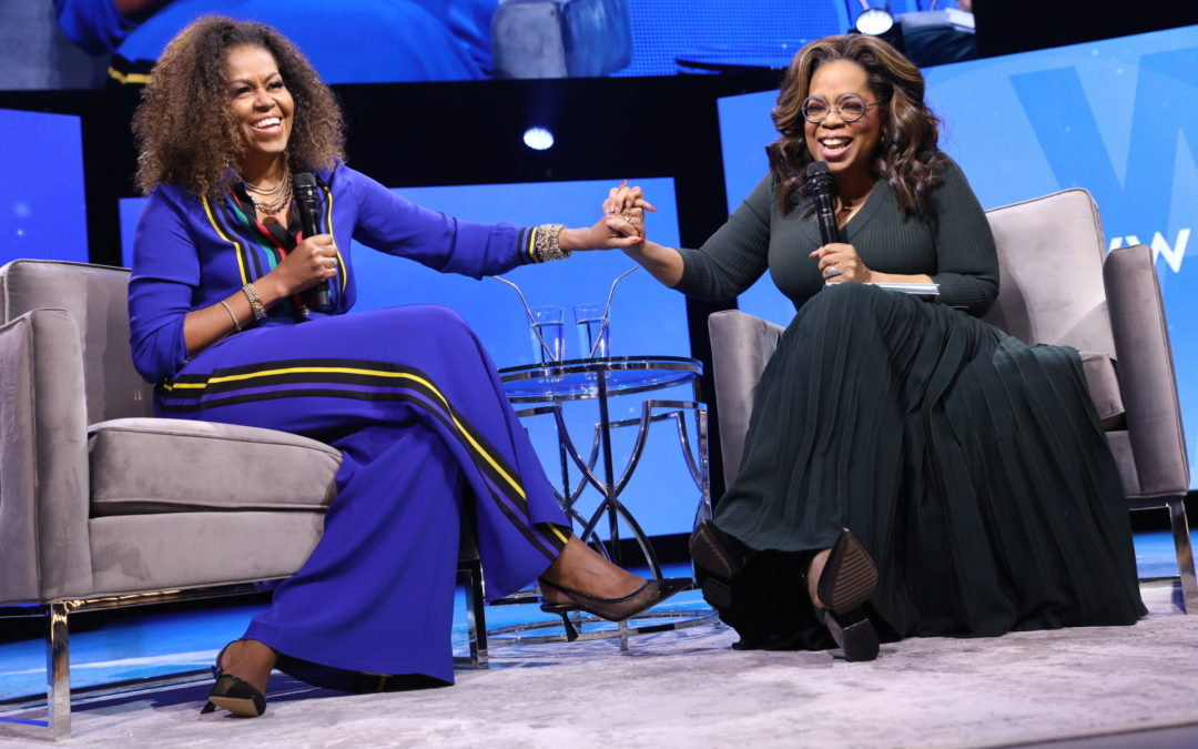 Patti LaBelle, Cathy Hughes, Michelle Obama, and Black Women Execs Talk Wellness at Oprah Winfrey's 2020 Vision Experience