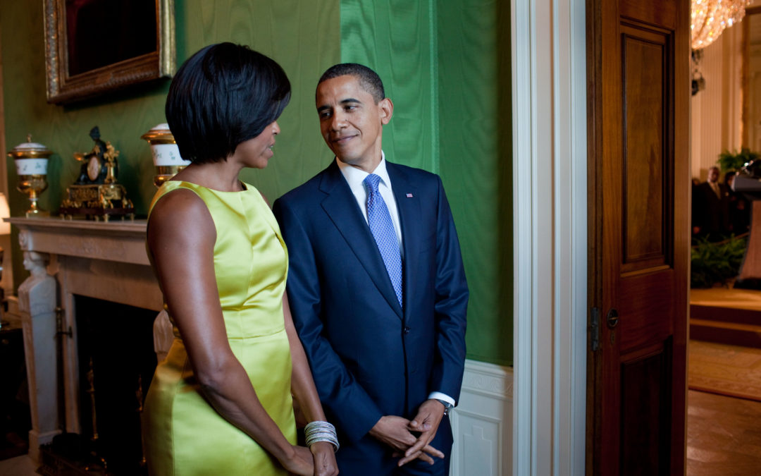 The Obamas Win First Oscar For 'American Factory'