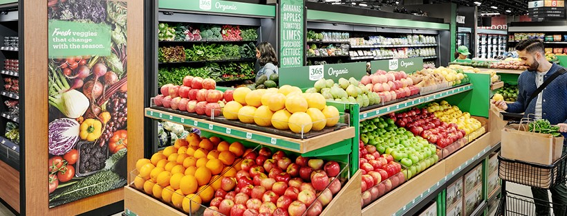 Amazon Opens Cashier-Less Grocery Store in Seattle