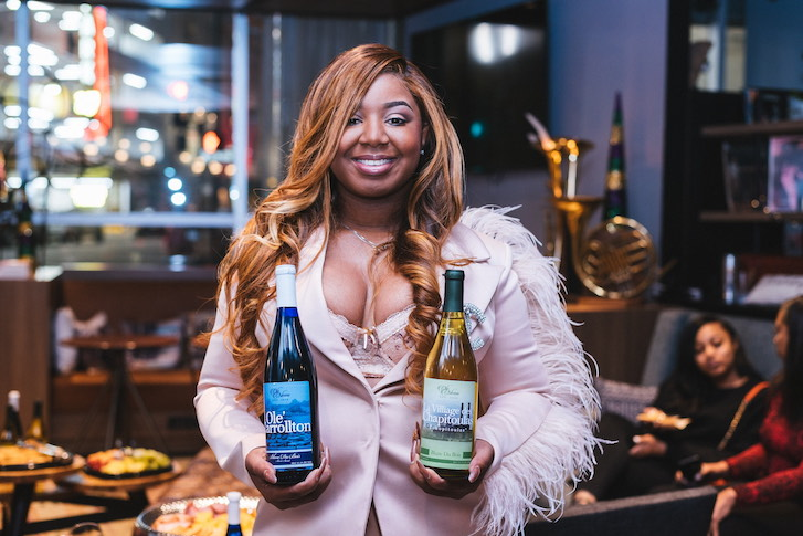 This Single Mom of Three Started New Orleans' Newest Black-Owned Wine Company