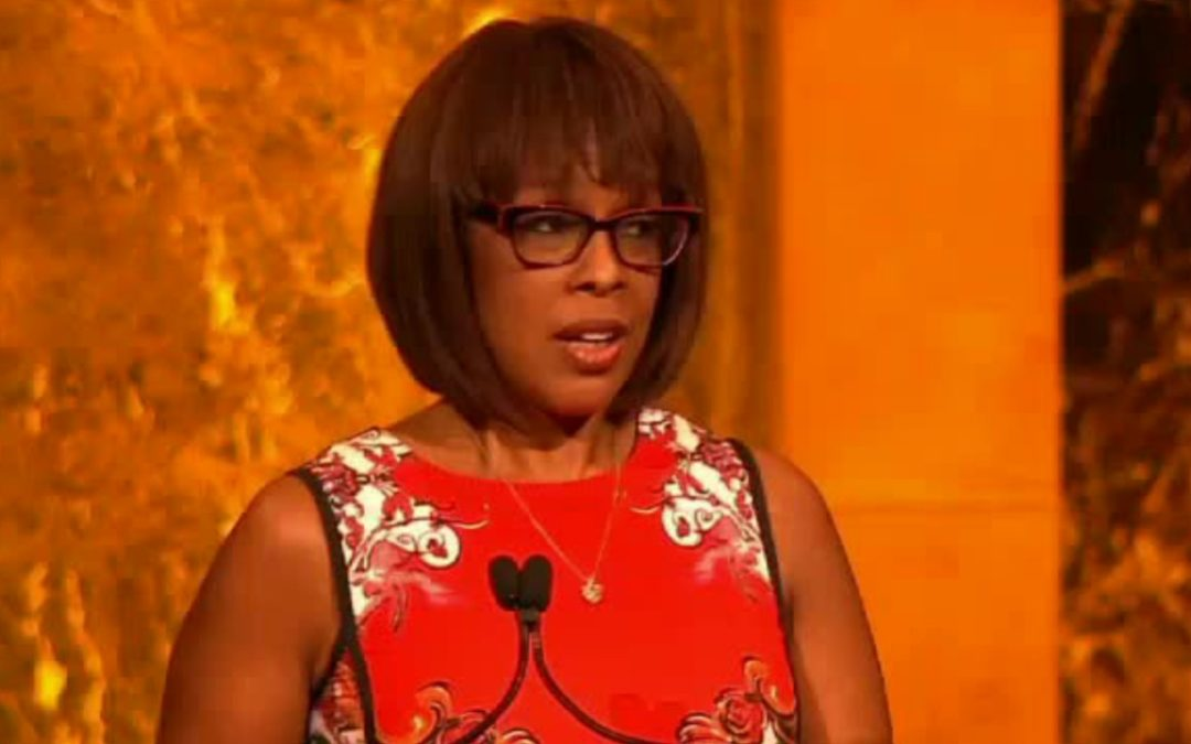 Gayle King Did What Every Good Journalist Is Supposed To Do: Her Job