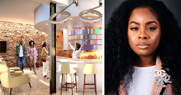 Black Entrepreneur Opens Detroit Luxury Beauty Salon After Receiving $596K In Funding