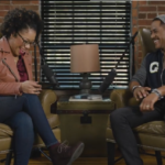 Netflix podcast Strong Black Lead