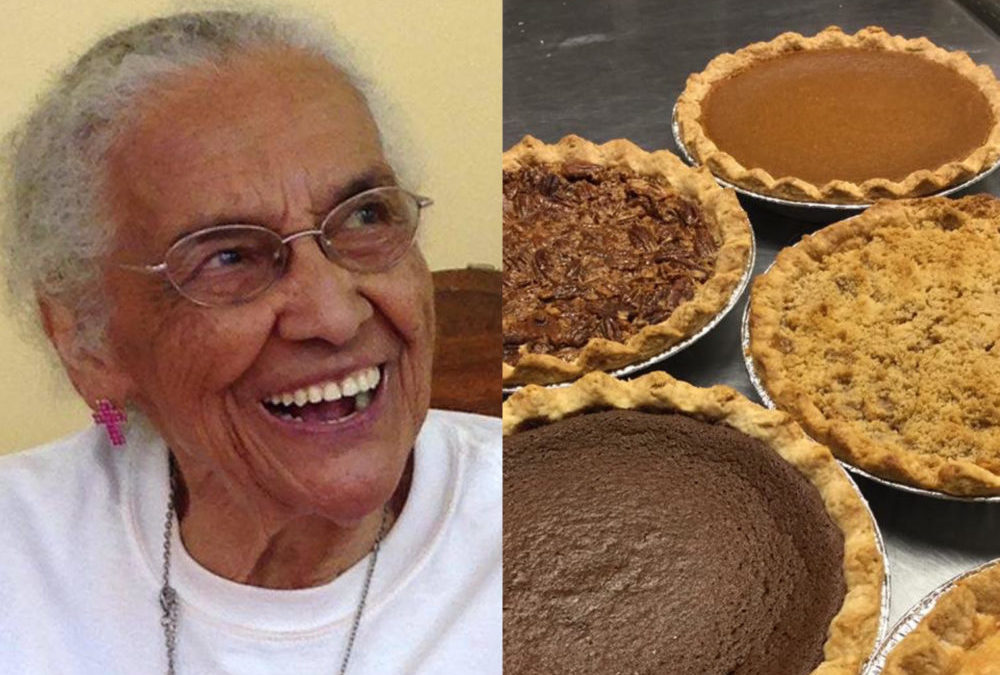 103-Year-Old Black Woman Still Helps Run the Pie Shop She Opened in 1952