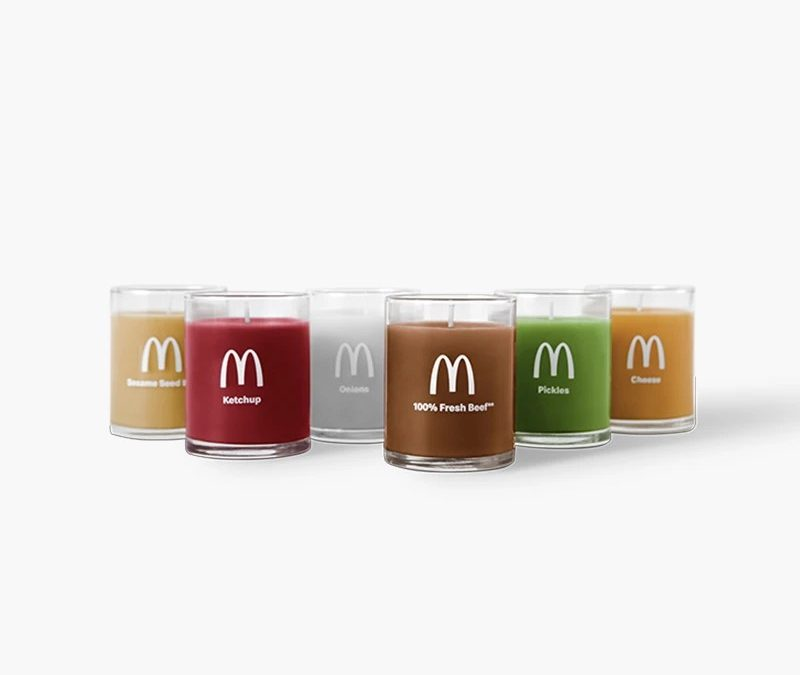 McDonald's Now Has Quarter Pounder-Scented Candles