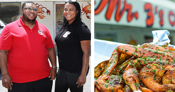 Black Couple Owns Fastest-Growing Crab Pot Restaurant in the South