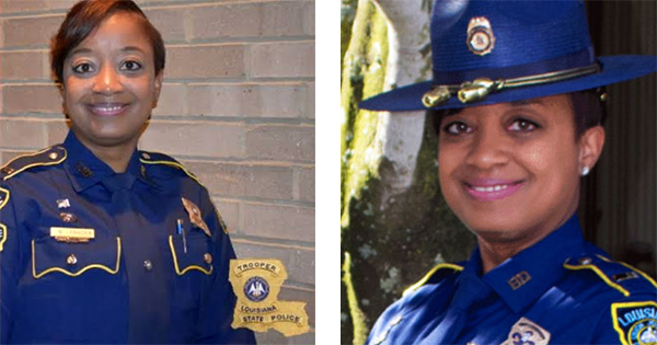 Louisiana Governor Appoints First Black Female Police Captain In State History